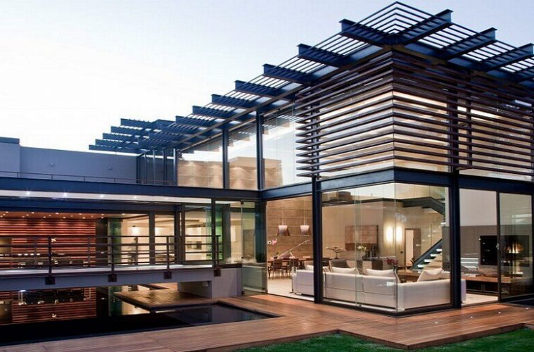 Architecture. Modern House Design Ideas