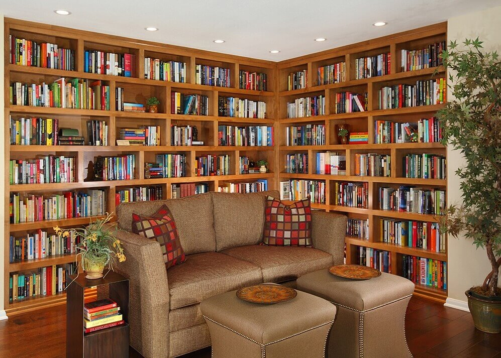 Home Library Design Ideas - Best Designs for Home Decor ...