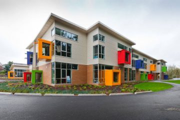 school building architecture