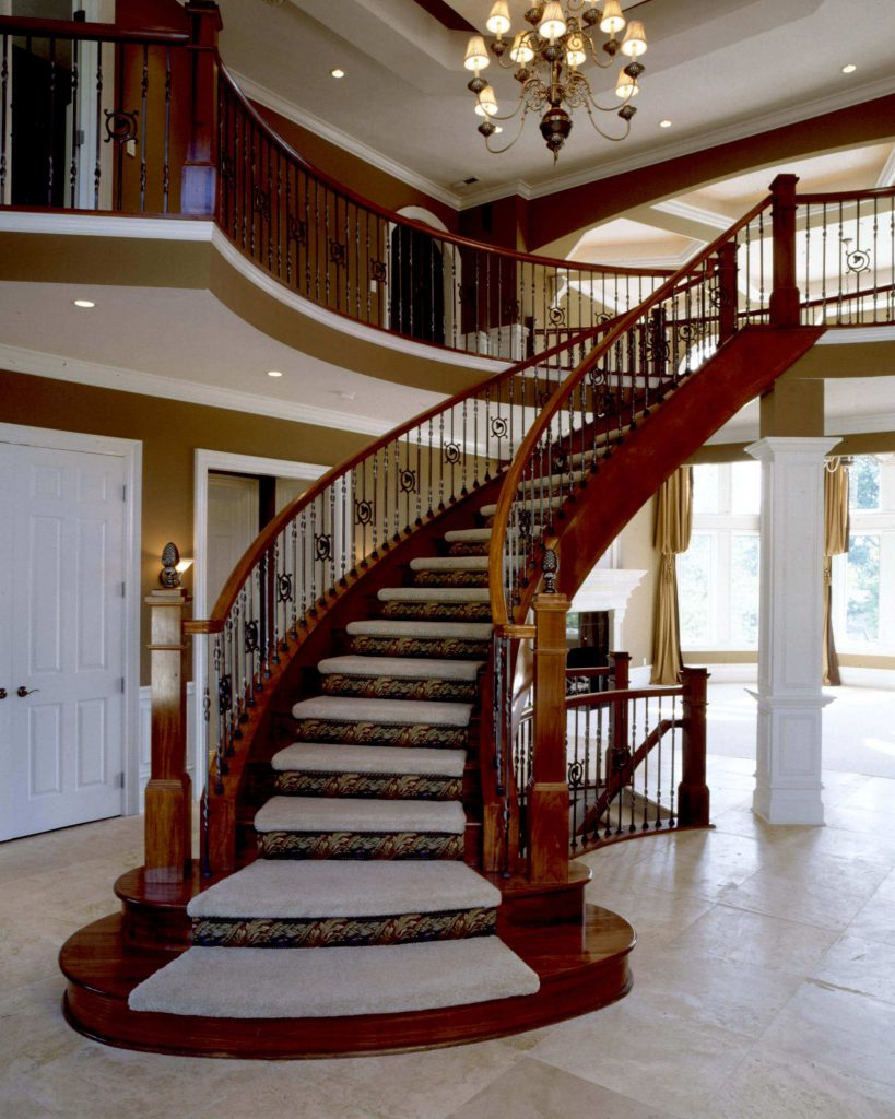 traditional staircase design ideas