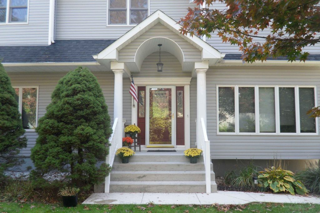 home entrance designs
