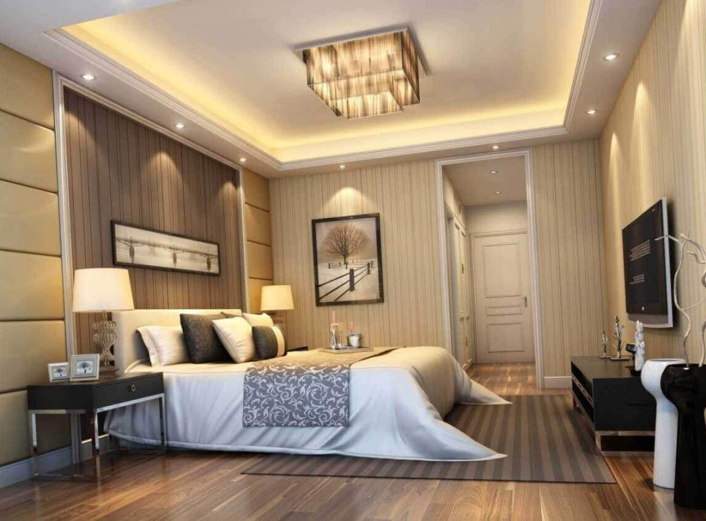 ceiling design for bedroom