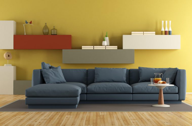 Best Living Room Wall Colors Ideas For Dark Furniture - The ...