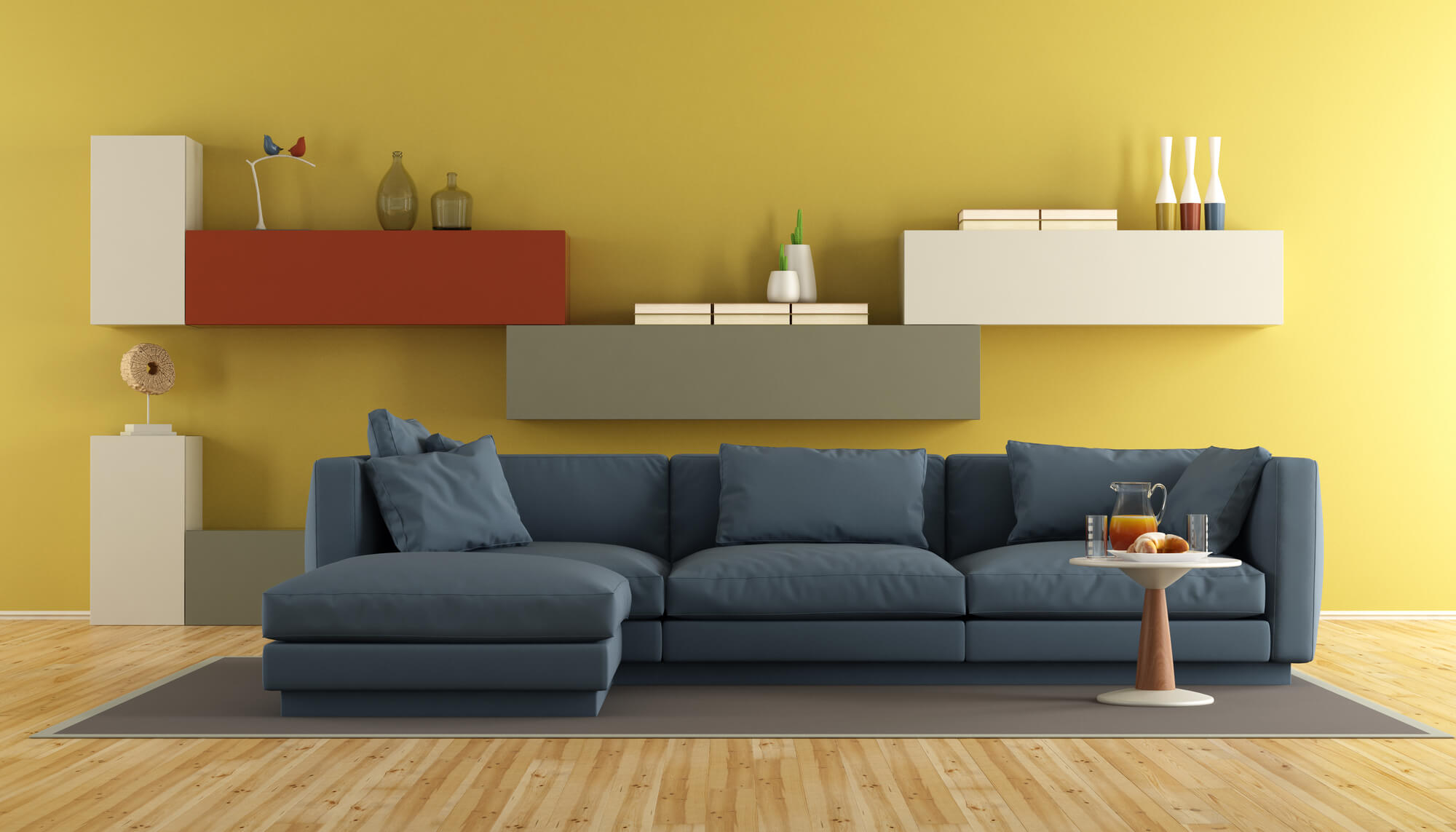 Best Living Room Wall Colors Ideas For Dark Furniture ...