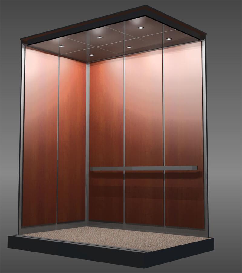 elevator cab design