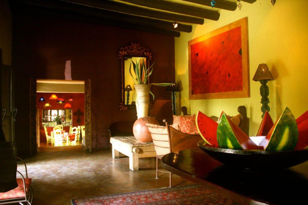 mexican interior
