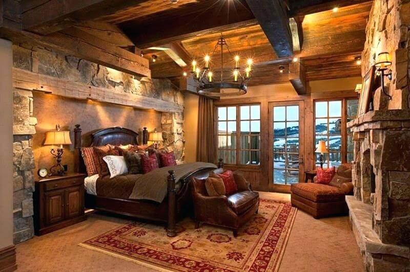 Source Winduprockets Rustic Homes Interior