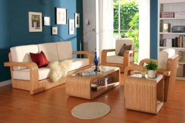 sala set wood design