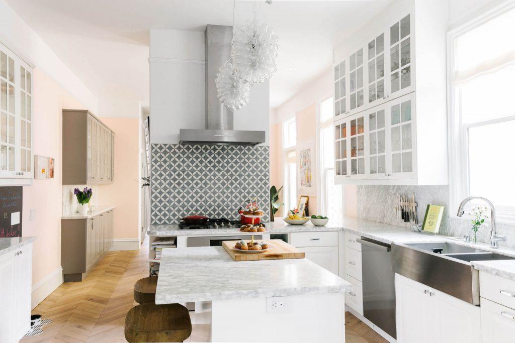 open kitchen ideas