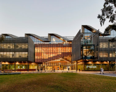 Monash University Learning and Teaching Building