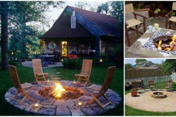 backyard fire pit ideas