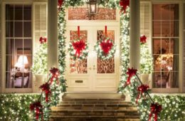 front porch christmas decor ideas