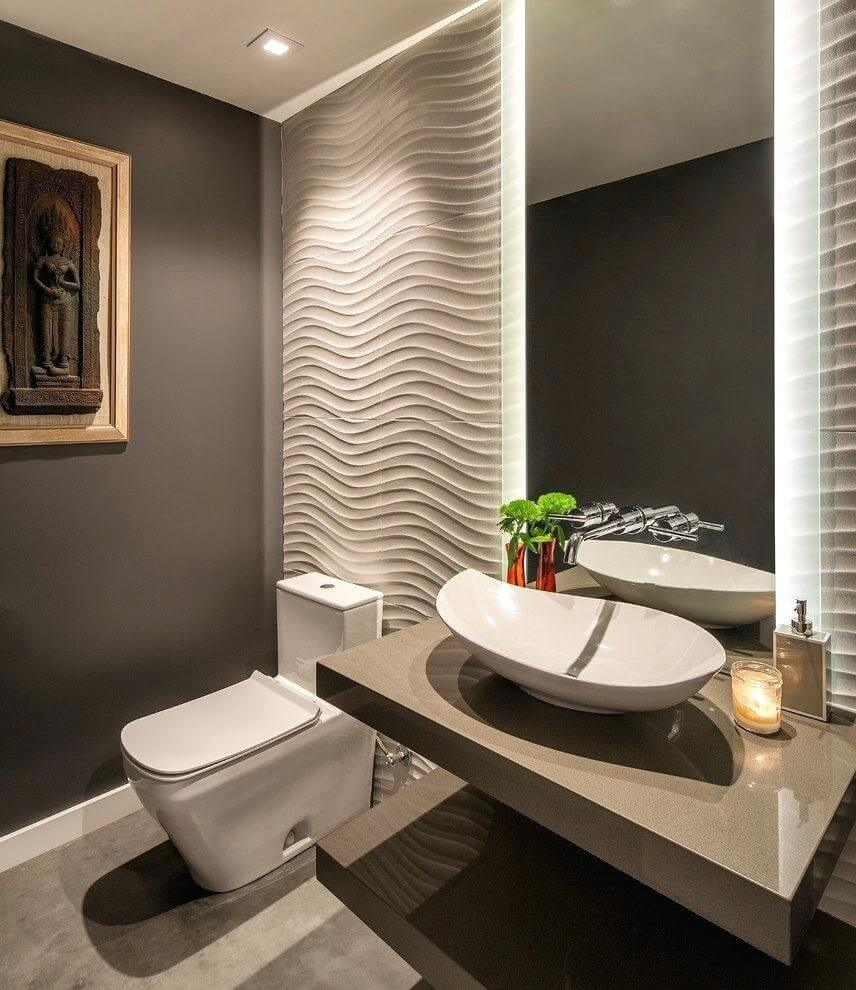Modern Powder Room Ideas And Designs Most Favourite In 2020 The Architecture Designs