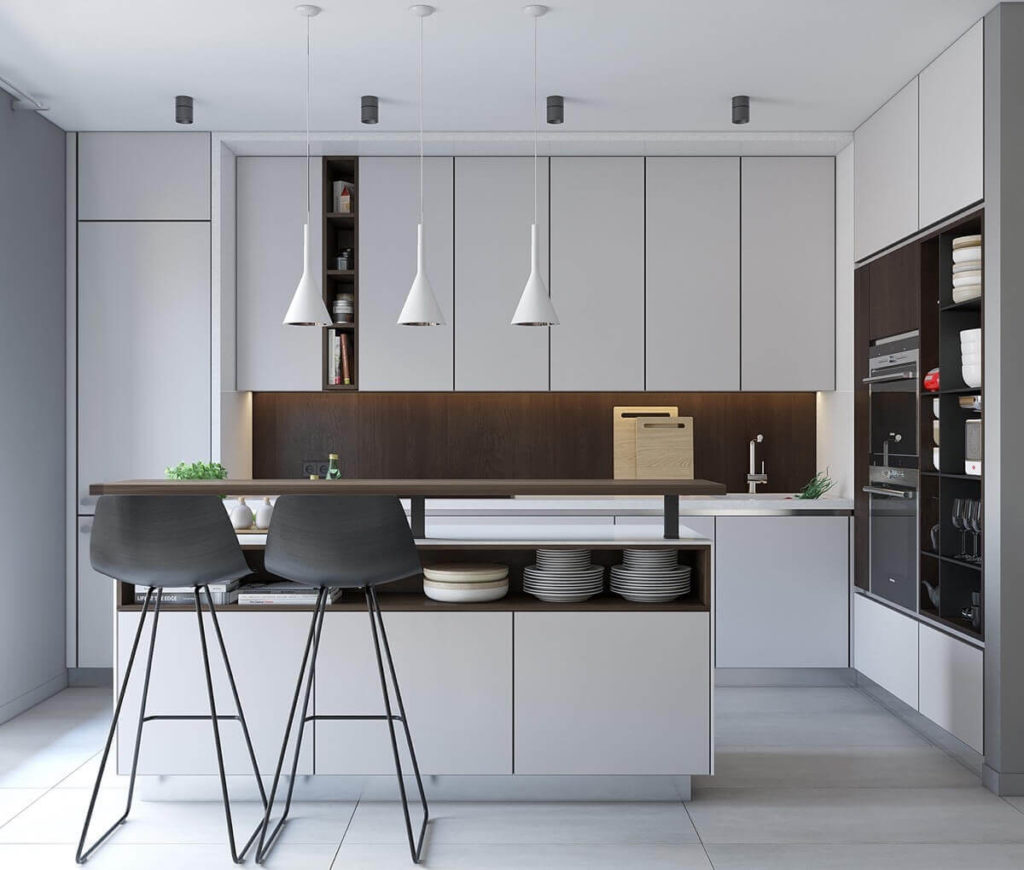 minimalist kitchen design