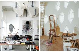 artist studio design ideas