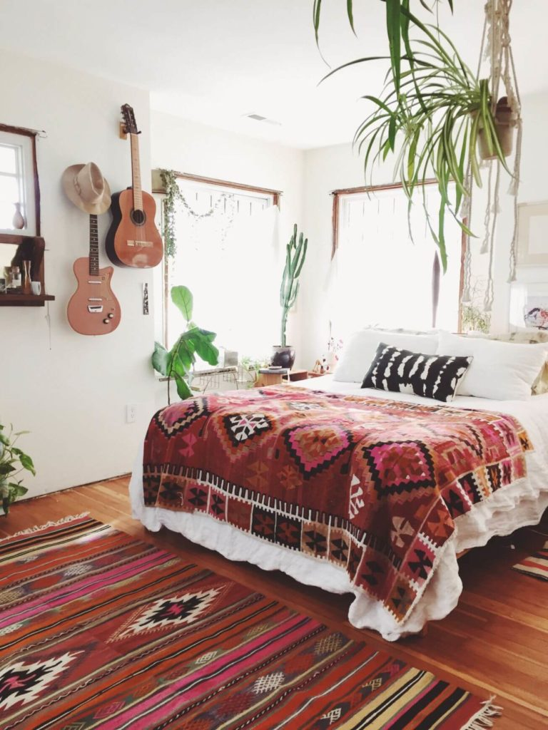20 bohemian style bedroom ideas to steal for your bedroom the rh thearchitecturedesigns com