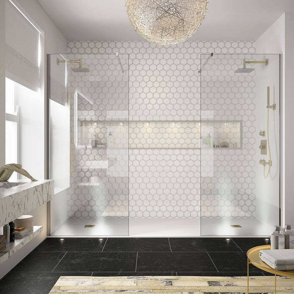 Bathroom Design Trends 2019: 33 Trending Bathroom Ideas For 2019
