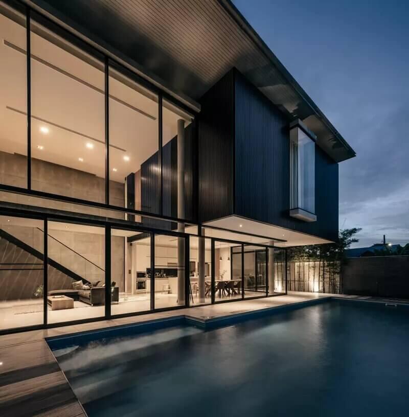 bAAn residence Bangkok