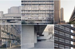 brutalist architecture london