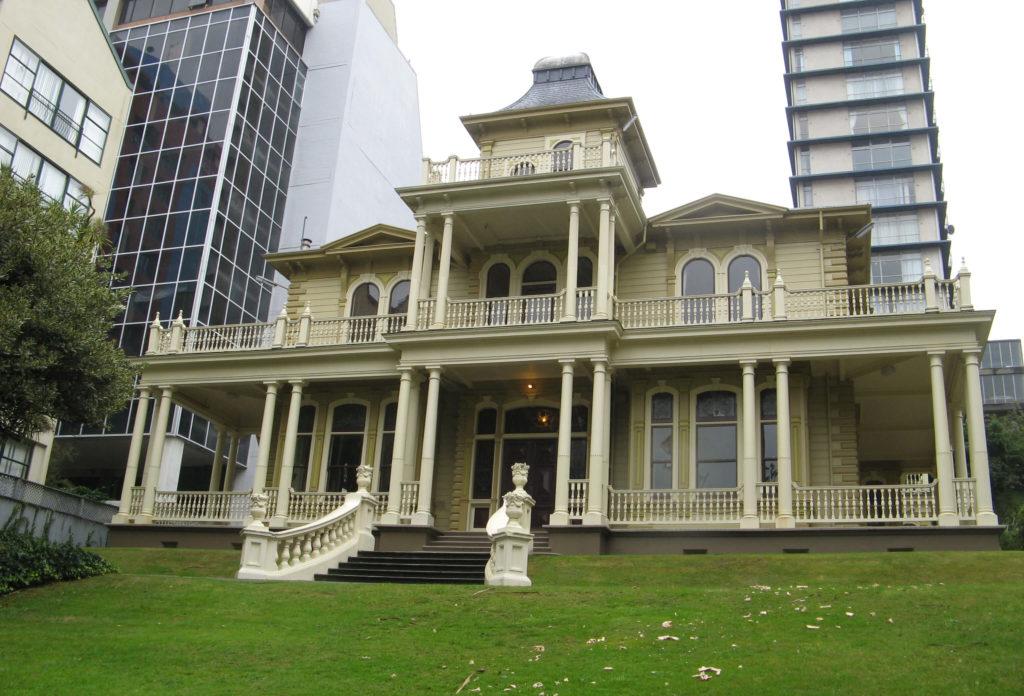 edwardian architecture