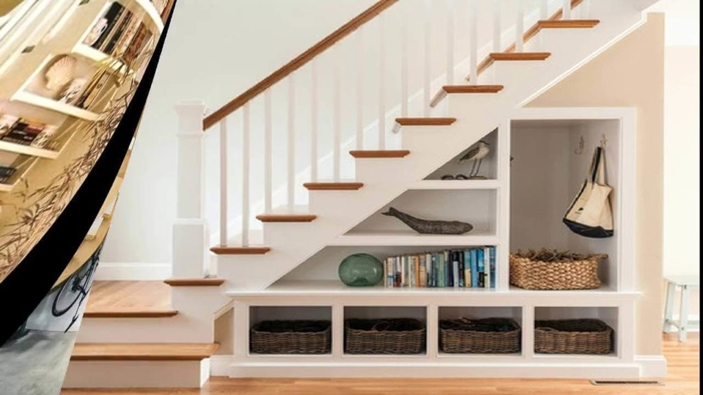 15 Creative Ideas For Space Under The Stairs You Have To