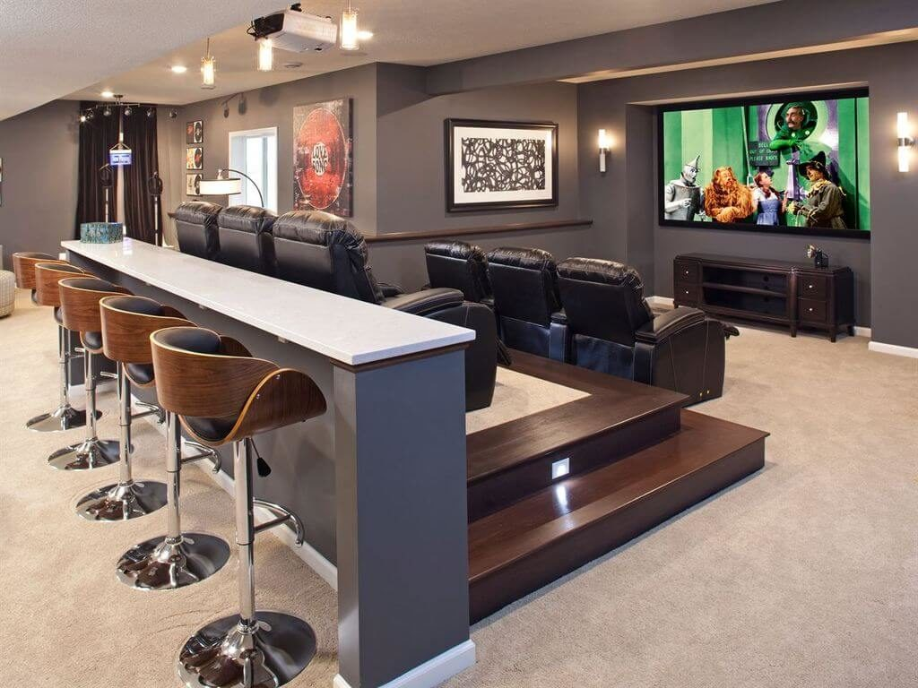 man caves designs