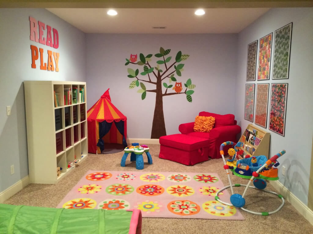 Kids Playroom Ideas