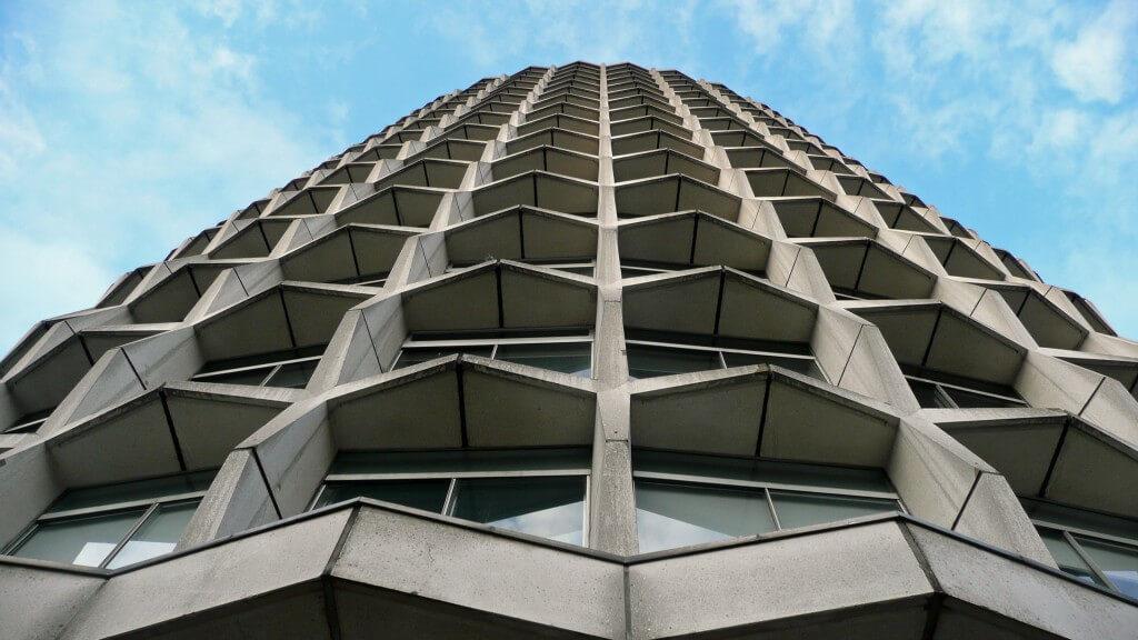 brutalist architecture london