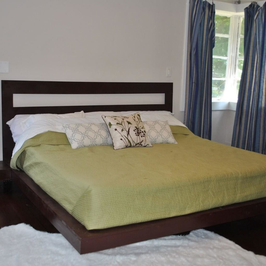 Cool Platform Bed Ideas And Design For Small Room
