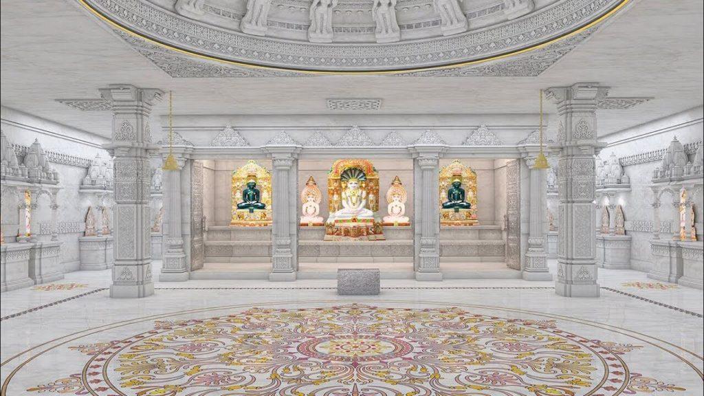 jain temple architecture