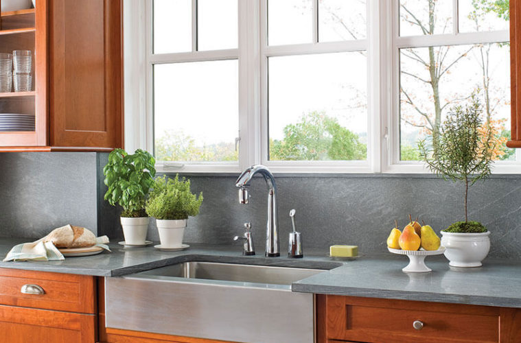21 Beautiful Kitchen Window Design Ideas With Images For