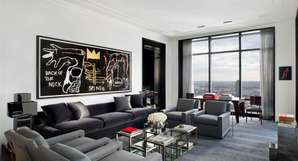 penthouses interior design