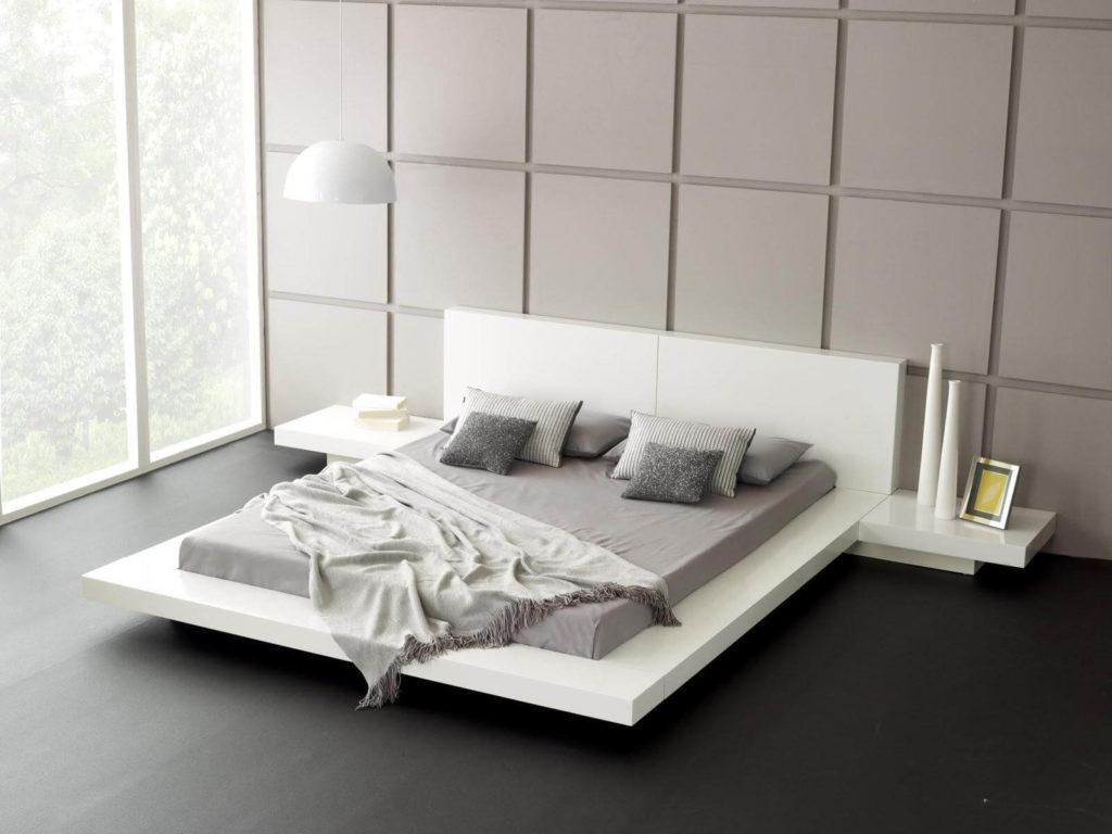 platform bed ideas