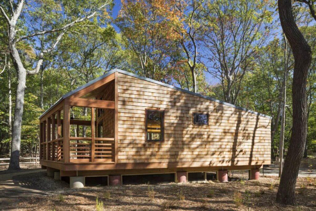 modern cabin architecture design