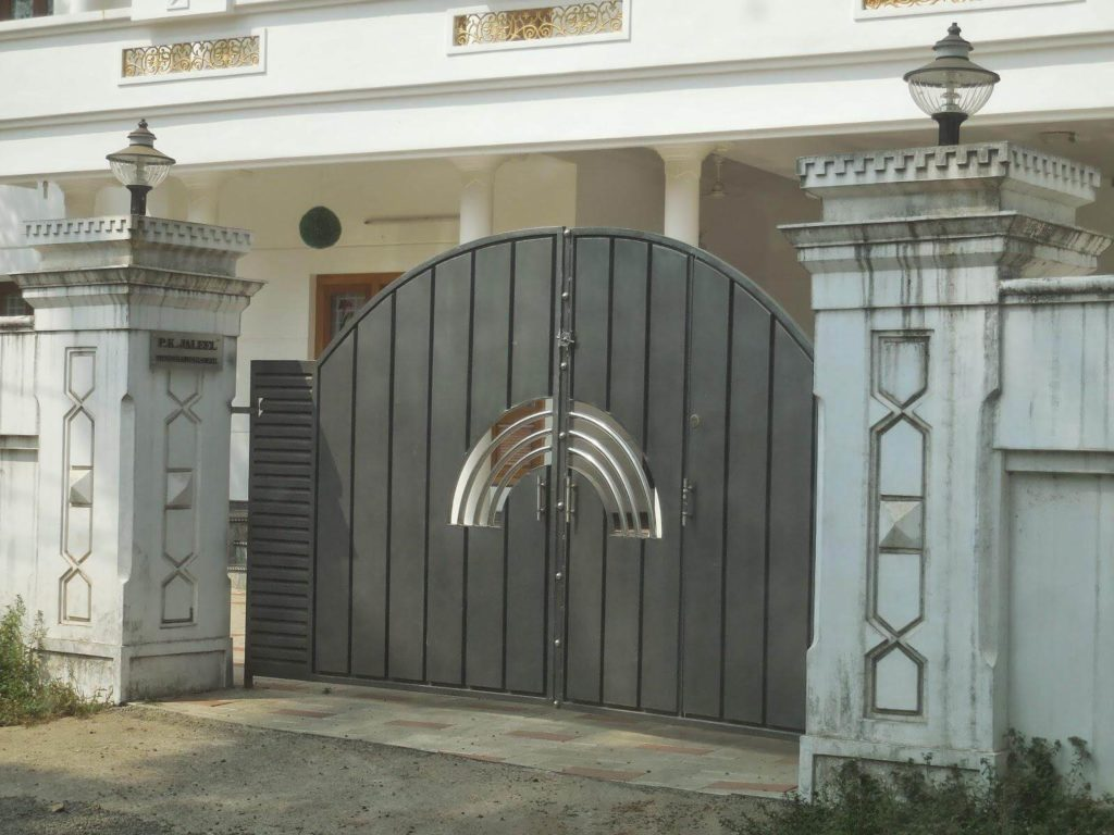 2 gate design for small house 1024x768 - 32+ Small House Main Gate Design In Pakistan 2020 Images