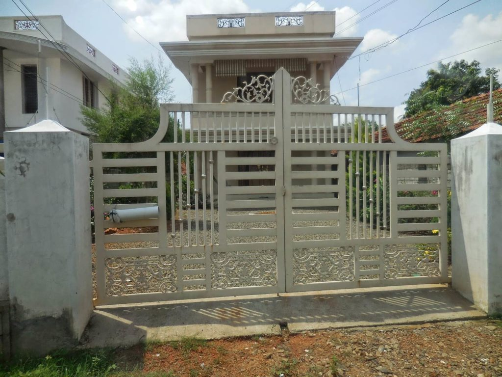 25 gate design for small house 1024x768 - 23+ Small House Latest Gate Design 2020 Pictures