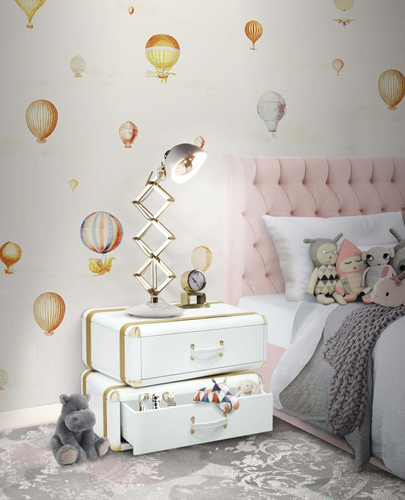 31+ Stunning Children's Bedroom Lighting Ideas With Images ...