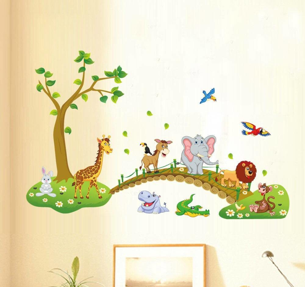 wall decals for nursery