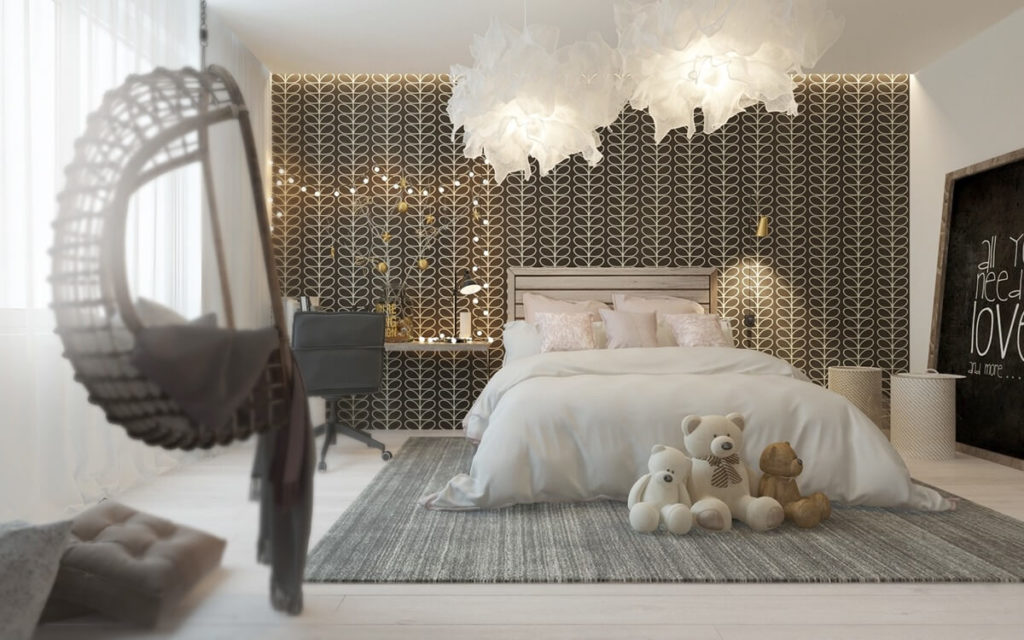 31 Stunning Children S Bedroom Lighting Ideas With Images The Architecture Designs