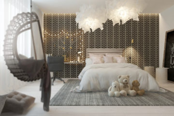 children's room lighting ideas