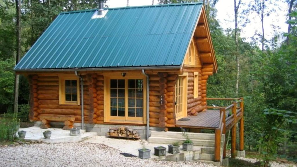 wooden house design ideas