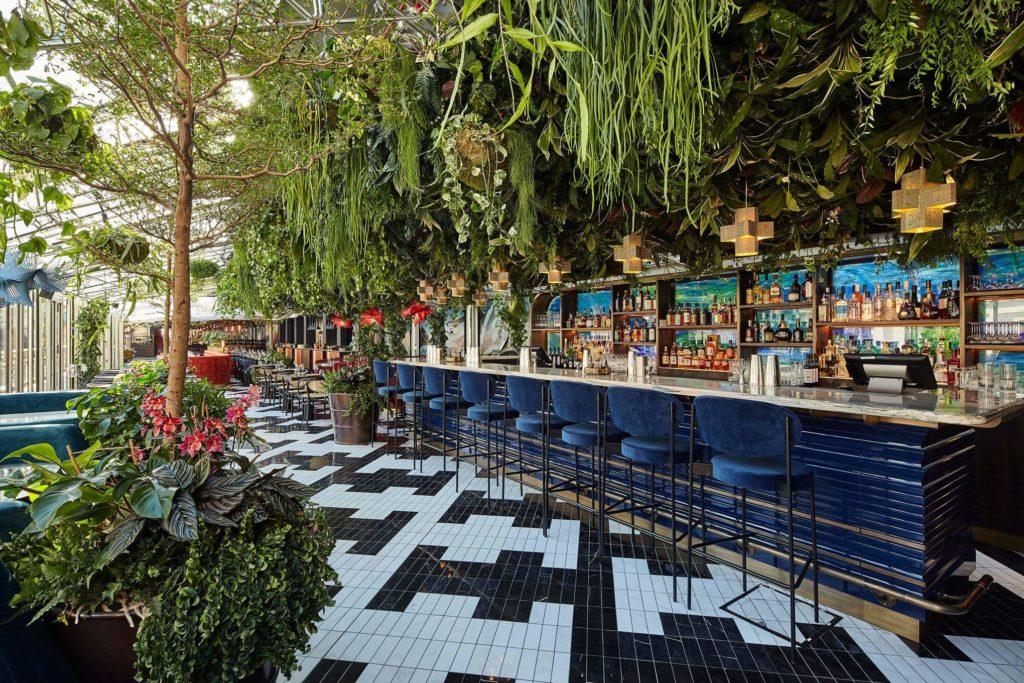 15 Garden Restaurant Design Ideas With Interior Look - The ...