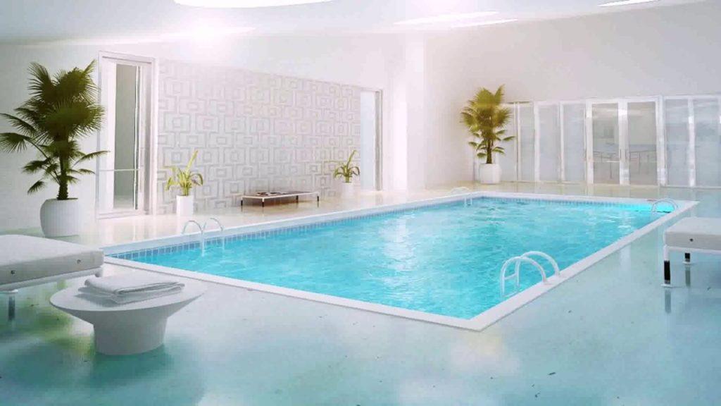 rooftop swimming pool designs