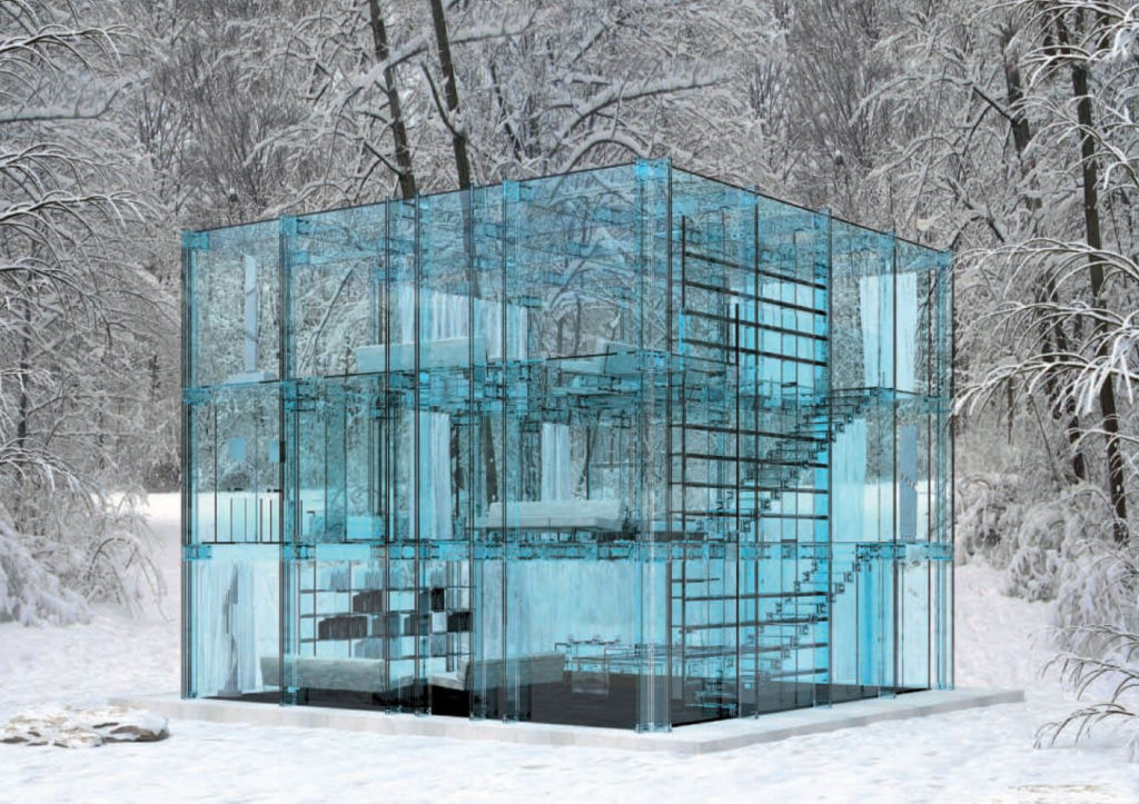 glass house designs ideas