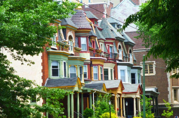 houses in Philadelphia