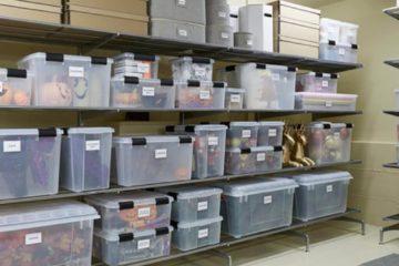 home basement storage ideas