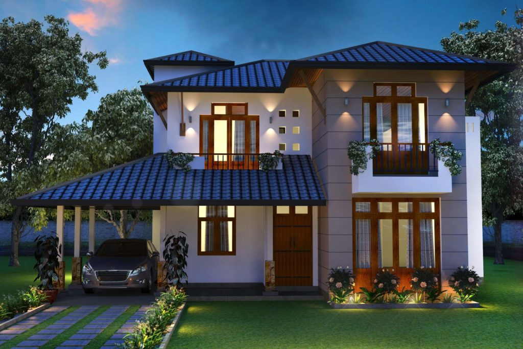 latest house designs 2019
