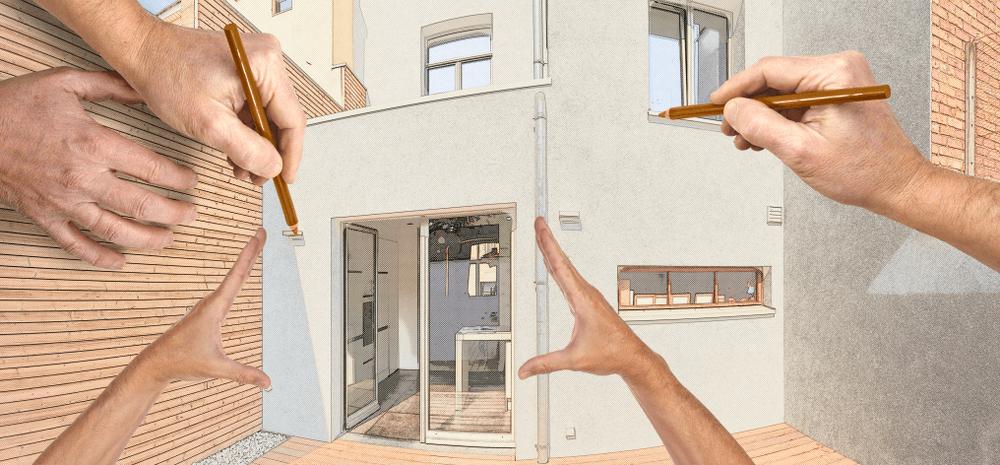 Architectural Wall Cladding Design