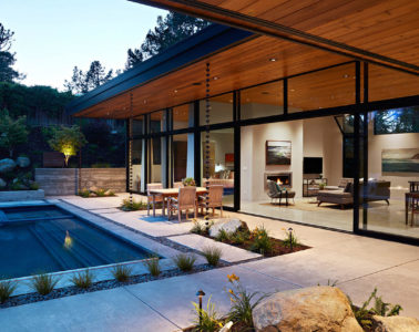 Outdoor design for home