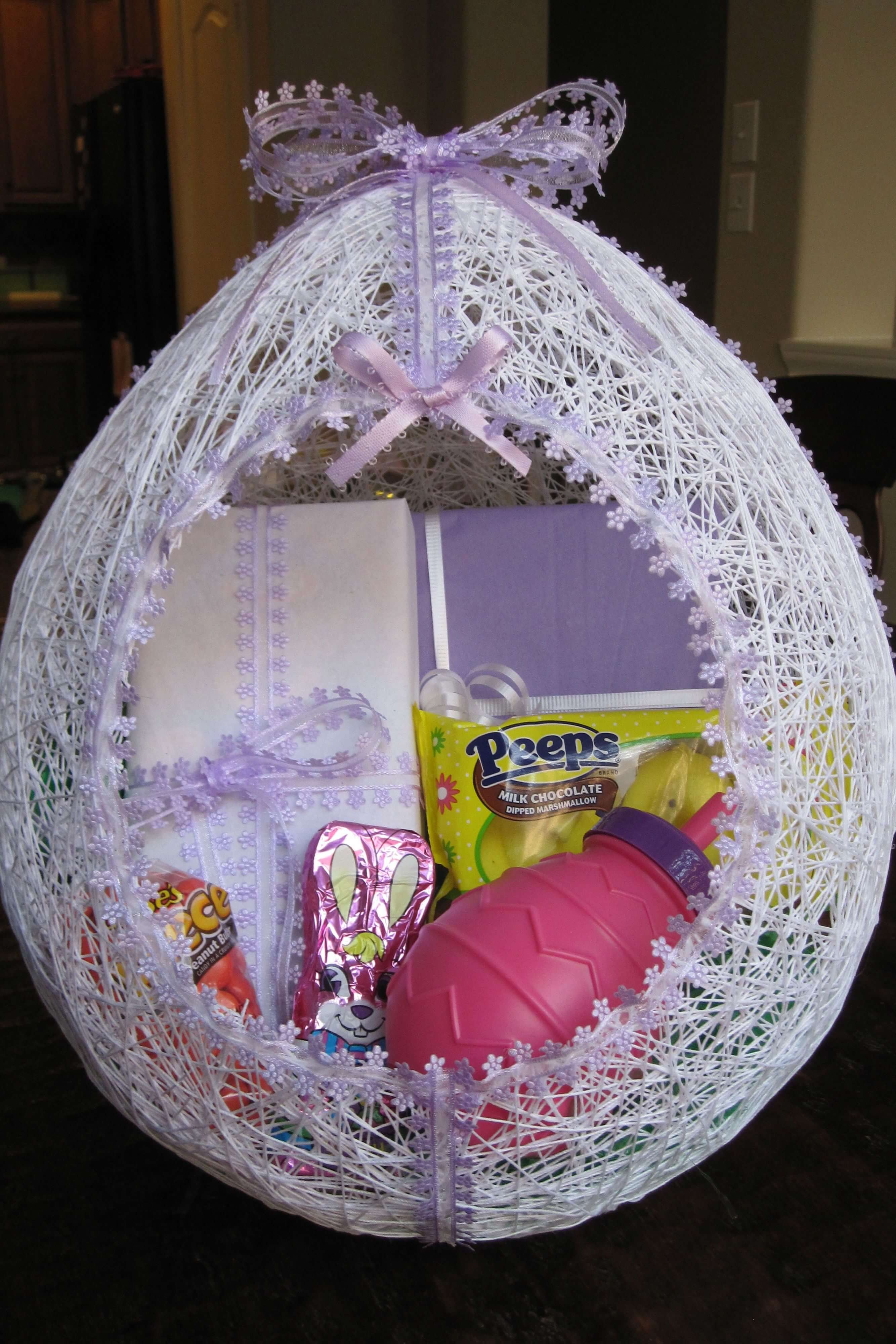 easter baskets ideas 2019